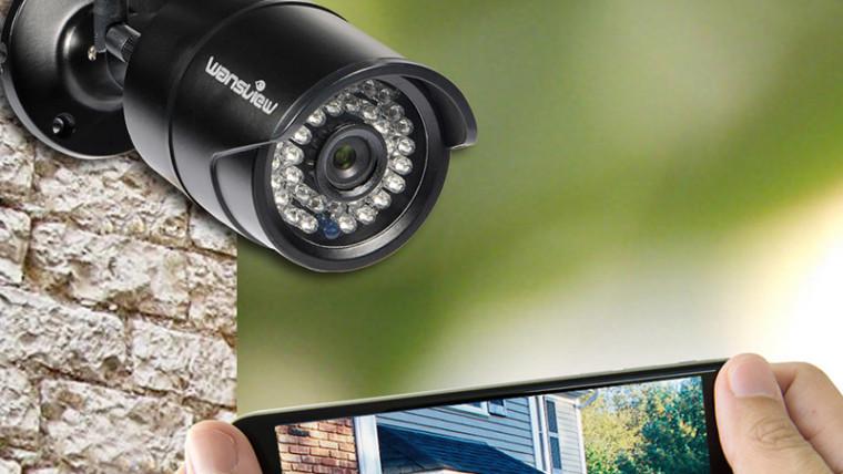 Установка и обслуживание систем видеонаблюдения в Казани